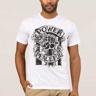 T-shirt Puissance au paisible