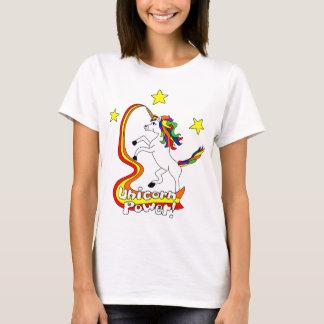 T-shirt Puissance de licorne !