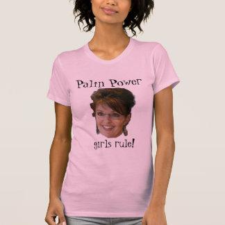 T-shirt Puissance de Palin