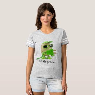T-shirt Puissance de pomme de terre