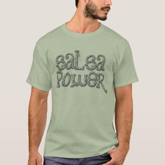 T-shirt Puissance de Salsa de MAS !
