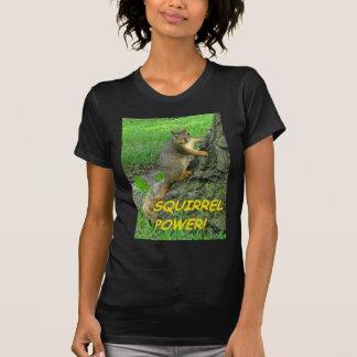 T-shirt Puissance d'écureuil !