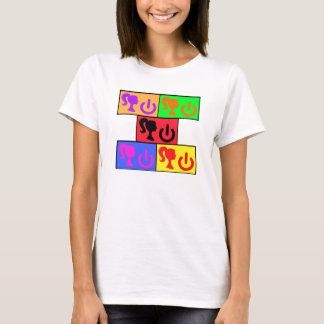 T-shirt Puissance femelle