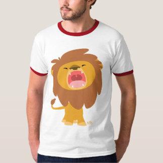 T-shirt puissant mignon de sonnerie de bande