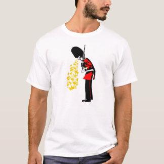 T-shirt Puke de Guard royaux