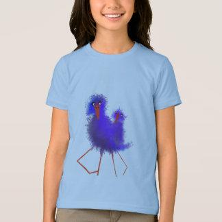 T-shirt pukeko