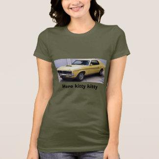 T-shirt puma, ici minou de minou