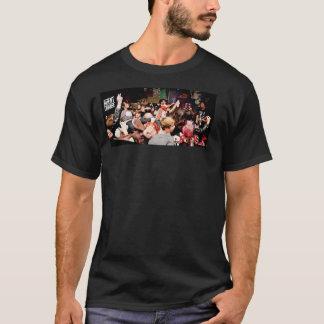 "T-shirt punk de ""mine de claquement"" d'Agent"
