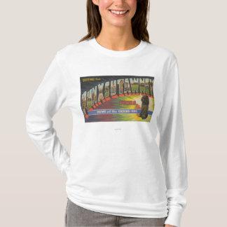T-shirt Punxsutawney, Pennsylvanie (Groundhog)