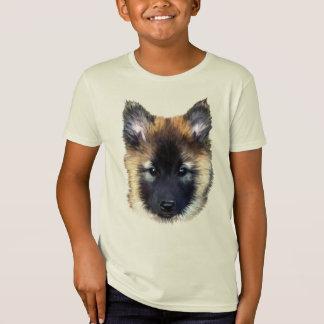 t-shirt puppy tervuren