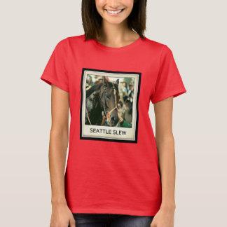T-shirt Pur sang 1978 de groupe de Seattle