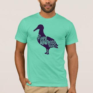 T-shirt PurpleAlbatross