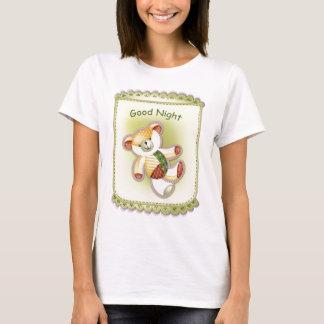 T-shirt Pyjama bear