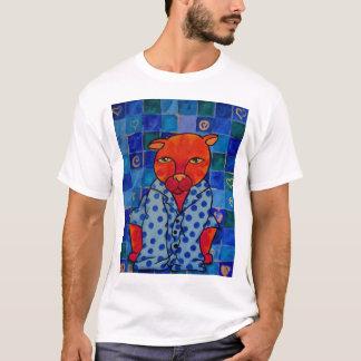 T-shirt Pyjamas de chats