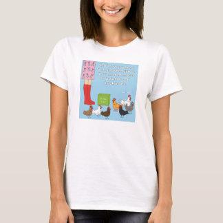 T-shirt Pyjamas et bottes de fumier