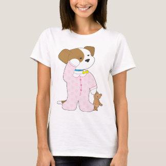 T-shirt Pyjamas mignons de chiot