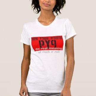 T-shirt pyp, la vraie signification du petit pain de n de