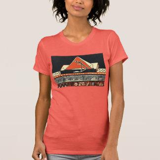 T-shirt pyramid