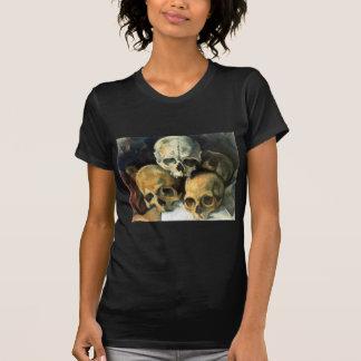 T-shirt Pyramide des crânes Paul Cezanne
