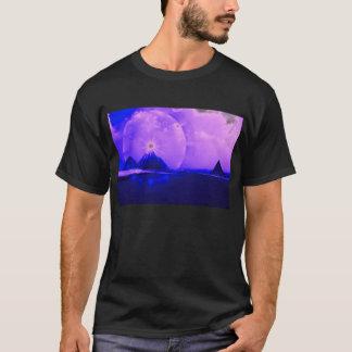 T-shirt Pyramide lumineuse