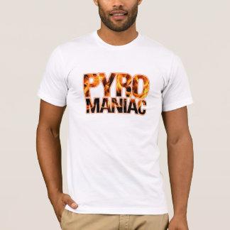 T-shirt Pyromane