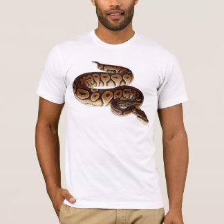 T-shirt Python de boule de cannelle