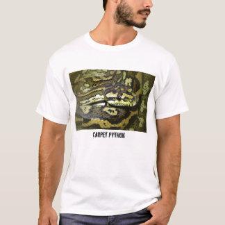 T-shirt Python de tapis