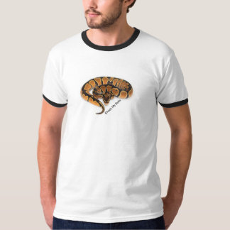 T-shirt Python Regius