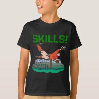 T-shirt Qualifications