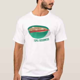 T-shirt Qualité de tofu