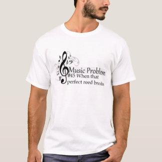T-shirt Quand ce roseau parfait se casse