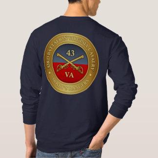 T-shirt quarante-troisième Bataillon, cavalerie de la