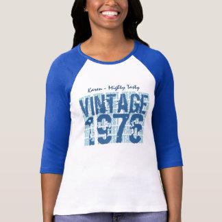 T-shirt quarantième Anniversaire grunge vintage V02 de