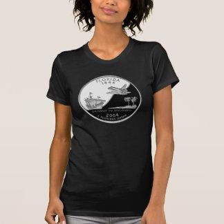 T-shirt Quart d'état de la Floride