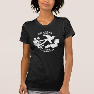 T-shirt Quart d'état de l'Oklahoma