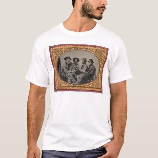 T-shirt Quatre mineurs de la Californie (40030)