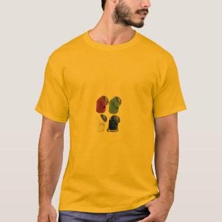 T-shirt Quatre petites fans