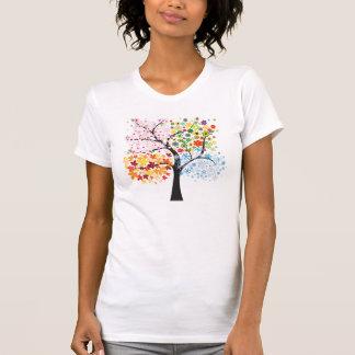 T-shirt Quatre saisons