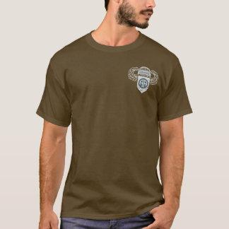 T-shirt quatre-vingt-deuxième Cru de Division Aéroportée