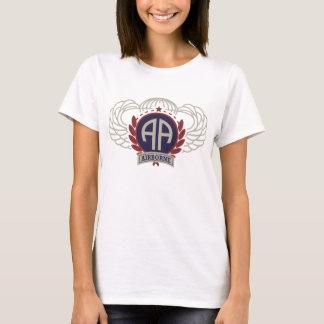 T-shirt quatre-vingt-deuxième Regard vintage de Division