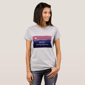 T-shirt quatre-vingtième La Réunion de Ramsey