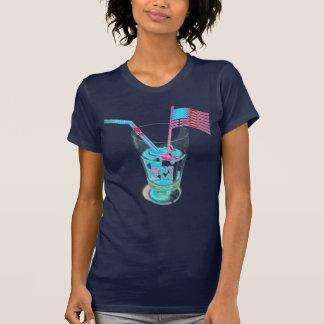 T-shirt Quatrième de cocktail de juillet