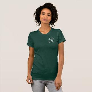 T-shirt Que d'autres peuvent vivre la pièce en t des