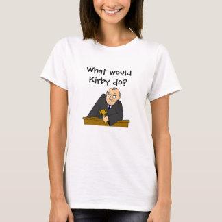T-shirt Que Kirby ferait-il ?