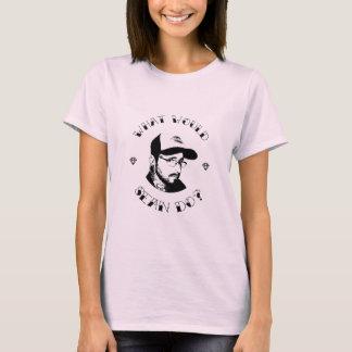 T-shirt Que Sean ferait-il ? Chemise de courroie de