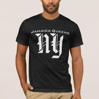T-shirt Queens de la Jamaïque