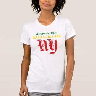 T-shirt Queens NY de la Jamaïque