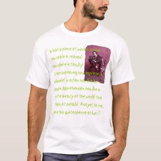 T-shirt Quel échantillon d'ouvrage est un homme !