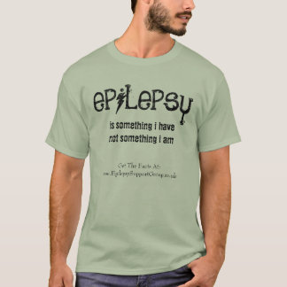 T-shirt Quelque chose je n'ai pas quelque chose que je