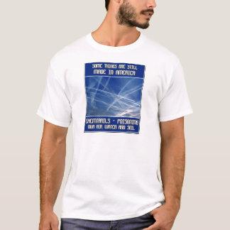 T-shirt Quelques choses sont encore fabriquées en Amérique
